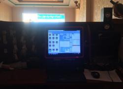 Trọn bộ máy tính tiền cảm ứng cho Hottel- Nhà nghĩ tại Cao Bằng