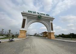 Sắp bàn giao Dự án KĐT Hưng Hoà - Thanh Liêm - Hà Nam
