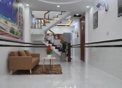 Nhà 2 tầng cực đẹp,full nội thất Quang Trung,P.12,GV: 56m2 giá chỉ 4.48 tỷ