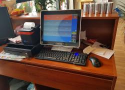 Combo máy tính tiền cảm ứng cho Quán cơm Niêu tại Tuyên Quang