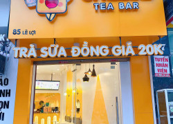 Quán trà sữa mochi ngon nhất Hải Phòng