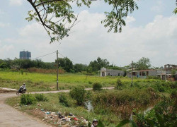 Đất thổ cư hai mặt tiền đường Nguyễn Kim Cương, 337m2