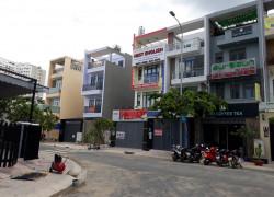 Lô đât mặt tiền đường D3 khu nam long diện tích 90m tiện kinh doanh