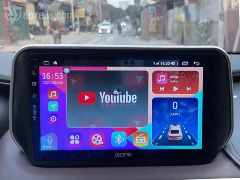 Màn hình Android OLED X6S – Tích hợp Camera 360