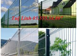 Lưới thép hàng rào sơn tĩnh điện