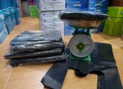 Phân phối túi bóng đen, túi đựng rác, túi gói hàng
