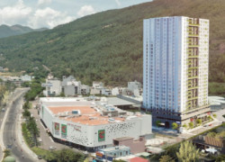 Calla Apartment tọa lạc tại trung tâm thành phố Quy Nhơn, giá tốt