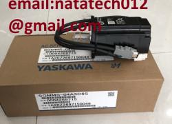 Động cơ  yaskawa (SGMMS-04A3C6S) mới chính hãng giá rẻ