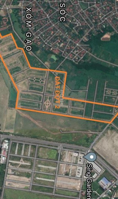 Cần mua đất DCDV Phù Chẩn 1,2,3 thị xã Từ Sơn, Bắc Ninh