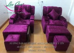 ghế massage foot cố định giá rẻ tại nam định