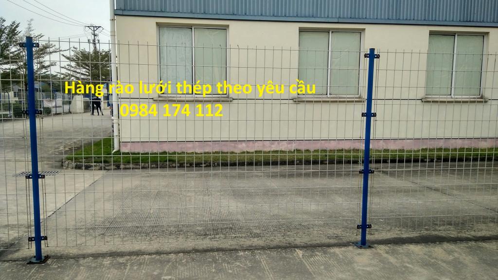 Cung cấp hàng rào lưới thép ,hàng rào sơn tĩnh điện