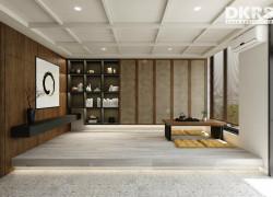 Yếu tố Nhật Bản trong nhà phố Akira Homes