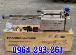 Máy phun thuốc dạng khói HK150S Pro trừ sâu cho vườn keo tại Lai Châu