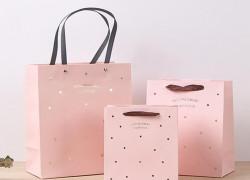 Cách lựa chọn túi giấy đựng quà mỹ phẩm thu hút phái đẹp