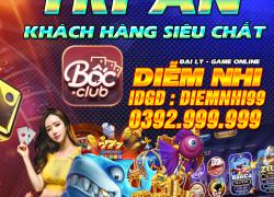 Đại Lý mua bán BocClub - uy tín - nhanh gọn - an toàn -  MS DIỄM NHI (diemnhi99)