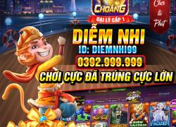 Đại lý mua bán game ChoangClub uy tín - DIỄM NHI (Diemnhi99) - 0392.999.999