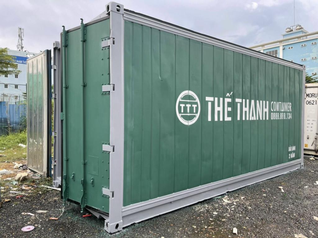 Bán và cho thuê container lạnh giá tốt 0909 588 357 Vi em