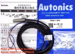 Chuyên cung cấp bộ cảm biến tiệm cận PR08-1.5DN Autonic Hàn Quốc