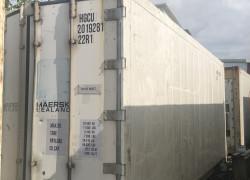 Container lạnh bảo quản thực phẩm tươi