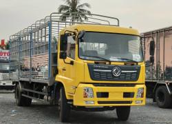 Bán xe tải DONGFENG HOÀNG HUY B180 thùng dài 9m6 nhập khẩu đời 2021