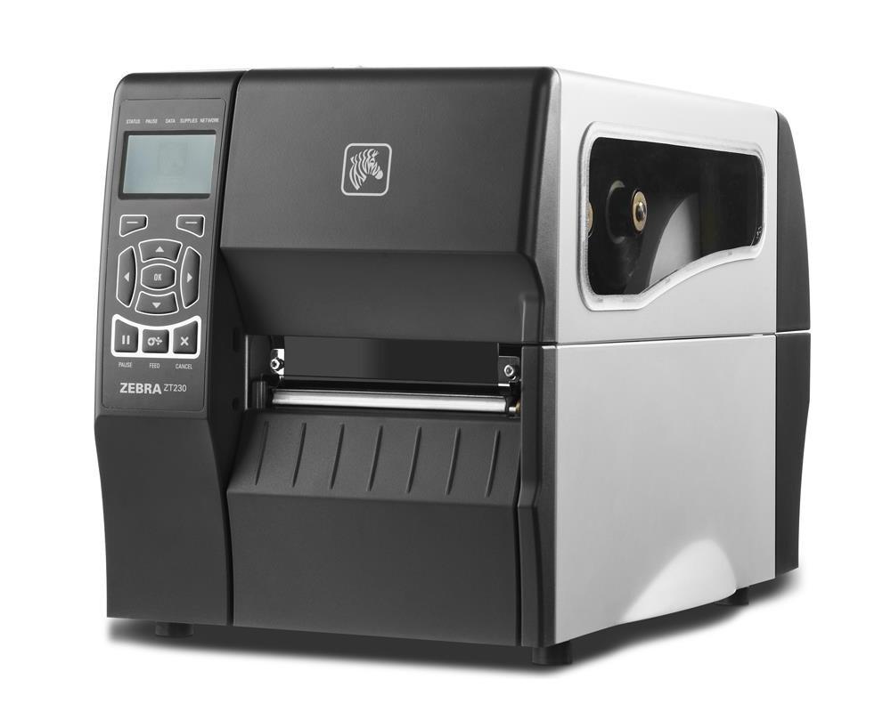 Máy in mã vạch công nghiệp Zebra ZT230 300dpi