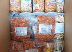 Dịch vụ nhận gửi thực phẩm đi Canada tại LHP Express Sài Gòn
