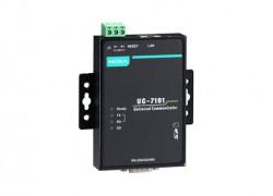 UC-7101-LX: Máy tính công nghiệp với 1 cổng nối tiếp và 1 cổng LAN, Hệ điều hành μClinux