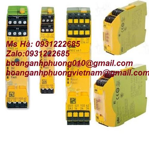 Relay Pilz PNOZ X7 230VAC 2n/o (774056) chính hãng 100%