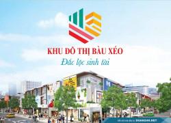 Giá CĐT, khu đô thị Bàu Xéo, MT QL1A, TT Trảng Bom, thổ cư 100%