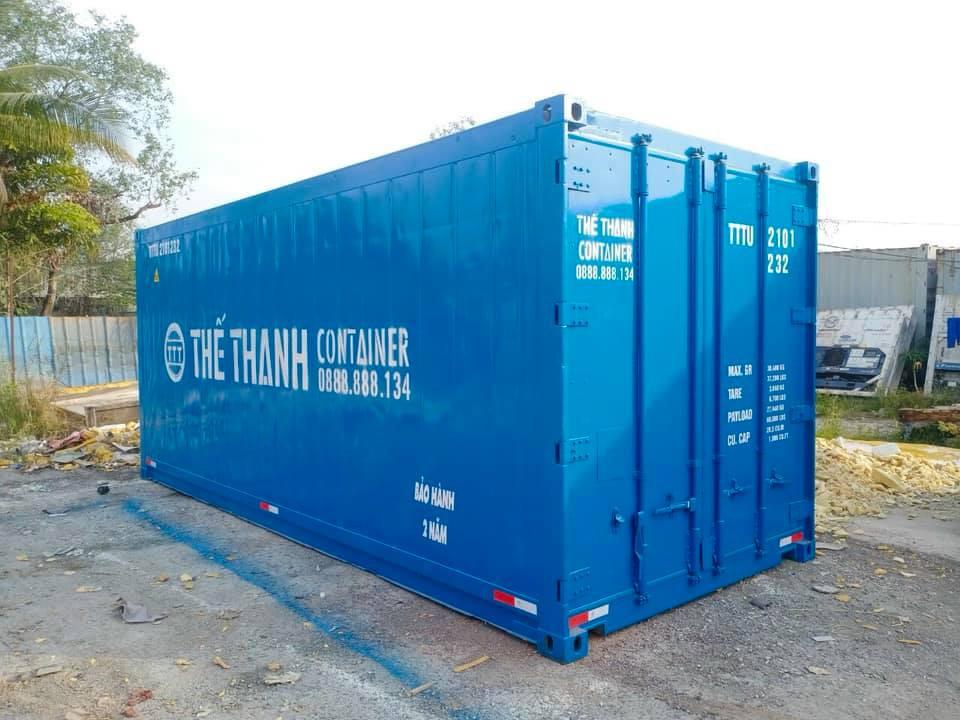 bảo quản thực phẩm  container