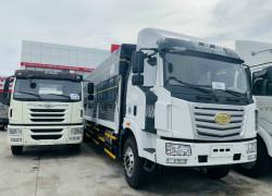 Cần bán xe FAW thùng dài 9m6 nhập khẩu mới đời  2021