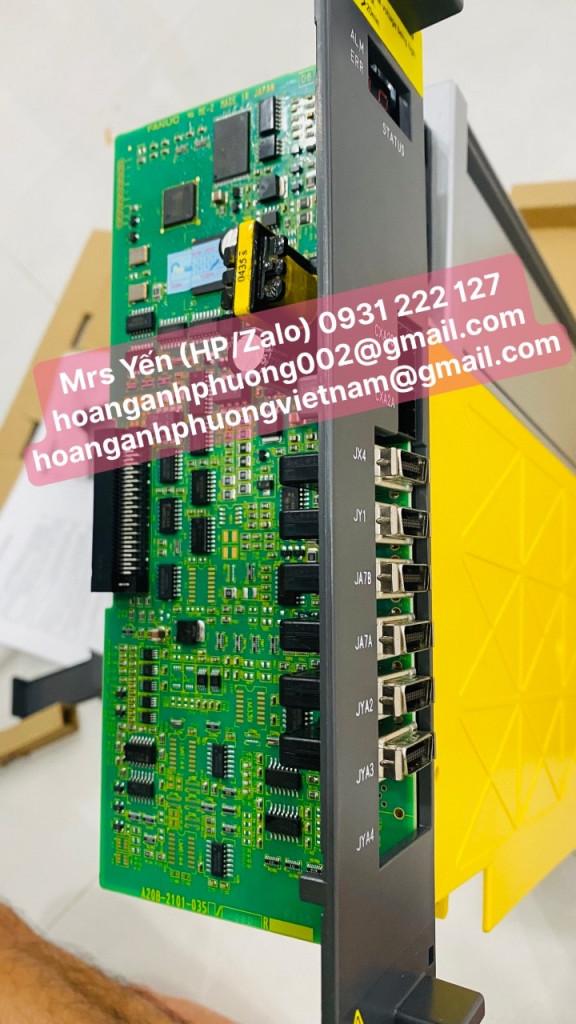 A06B-6141-H011#H580 | bộ khuếch đại servo Fanuc | giá cạnh tranh từ HAP