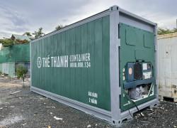 Bán bán container lạnh 0909 588 357 Vi em
