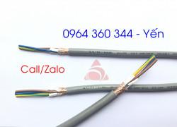 Dây cáp điều khiển bọc nhiễu 3x1.0mm Altek Kabel chính hãng