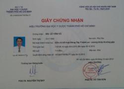 Bác sĩ vật lý trị liệu, châm cứu chữa liệt tại nhà TP HCM