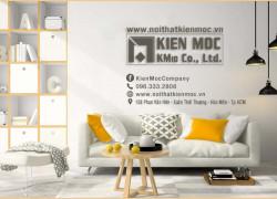 Công ty thiết kế và thi công nội thất uy tín, chuyên nghiệp tại Tp.Hồ Chí Minh