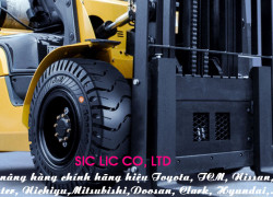 Sửa xe nâng hàng tại KCN Tân Đông Hiệp Dĩ An Bình Dương giá rẻ