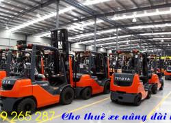 Cho thuê xe nâng KCN Bắc Tân Uyên Bình Dương 0909 265 287