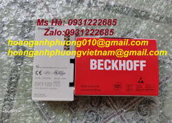 Hai cổng giao tiếp EtherCAT beckhoff EK1122