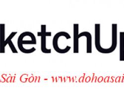 Học sketchup tại quận Gò Vấp cơ bản đến nâng cao.