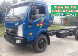Xe tải Veam VT751 thùng dài 6M
