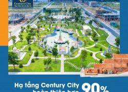 Tiến độ thần tốc của dự án Century City tại Tp Sân bay Long Thành của Kim Oanh gây ấn tượng