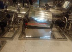 Máy rang ngũ cốc Ngọc Châu mini giá rẻ 3kg