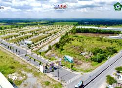 Đất nền sổ đỏ Lago Centro, mặt tiền đường Vành đai 4, giá từ 16 triệu/m2. Có trả góp