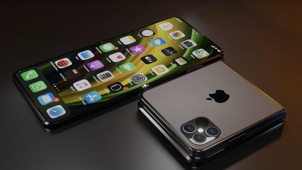 Bạn có đang mong chờ chiếc điện thoại có thể gập lại đầu tiên của Apple?
