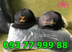 Cơ sở sản xuất nón hiphop, nón snapback, in logo mũ nón giá rẻ st7