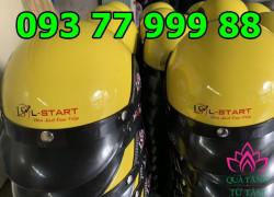 Cơ sở sản xuất nón bảo hiểm, mũ bảo hiểm, in logo mũ bảo hiểm giá rẻ st7