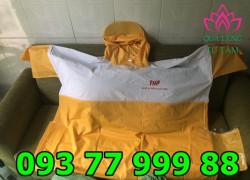 Cơ sở sản xuất áo mưa, in logo áo mưa, áo mưa in logo giá rẻ st7