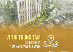 Căn hộ Thuận An Legacy Central chinh phục khách hàng khi thanh toán 25% đến khi nhận nhà