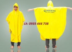Công ty áo mưa quà tặng, áo mưa quảng cáo, áo mưa in logo tại Đà Nẵng